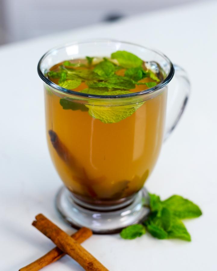 anti anxiety tea