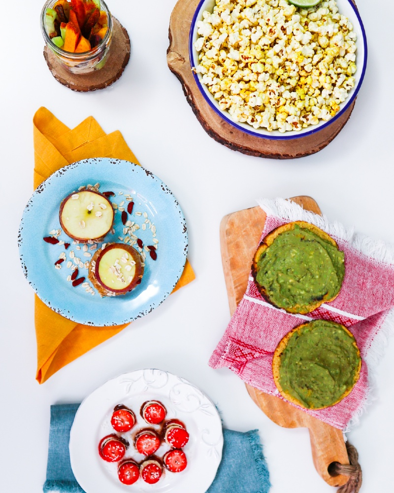 healthy snacks recipes