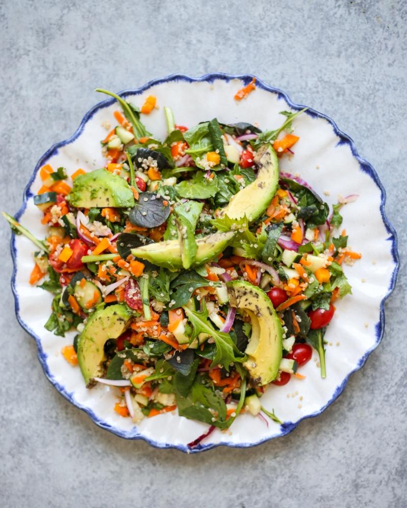 laxative salad recipe