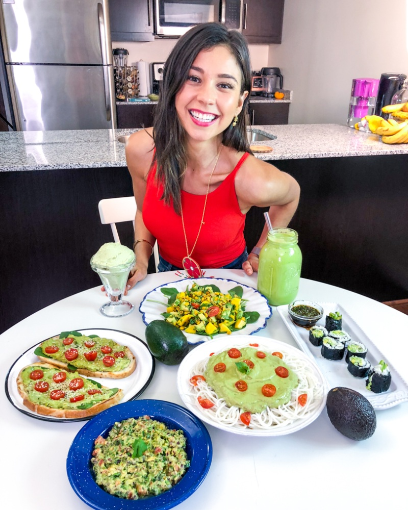 avocado recipes with yovana